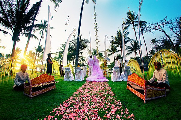 Bali for wedding